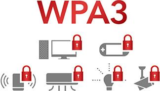 より強固なセキュリティー規格「WPA3」に対応